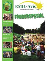 2013 – Fadderspesial – EMIL-avis